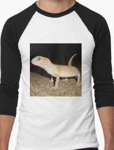 Large-headed Gecko - Namibia Men's Baseball ¾ T-Shirt