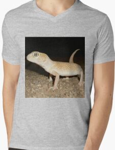 Large-headed Gecko - Namibia Mens V-Neck T-Shirt