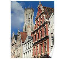Bruges, Belgium Poster