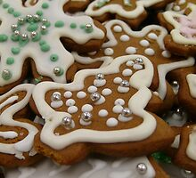 Gingerbread Cookies SOOC by keeganspera