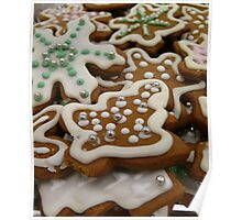 Gingerbread Cookies SOOC Poster