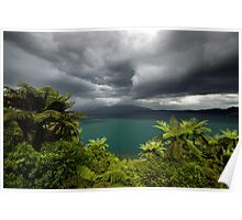 Massive storm about to hit Rotorua Poster