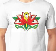 Eyeball Rose Unisex T-Shirt