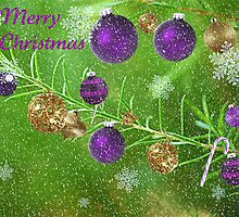 Merry Christmas 2011- Purple by SharonD