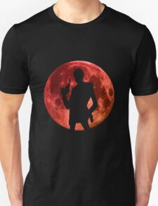 lupin the 3rd moon anime manga shirt T-Shirt