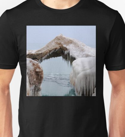 Ice Bridge Unisex T-Shirt