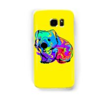 Colorful Wombat Samsung Galaxy Case/Skin