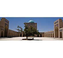 Mir-i-Arab Madrassa Photographic Print