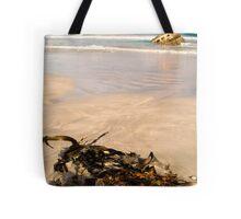 Seaweed at Carpenter Rocks Tote Bag