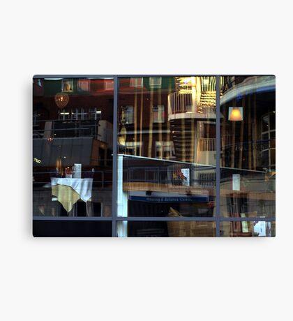 Hearing & Balance Reflection Canvas Print
