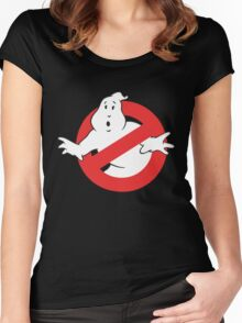 Ain't Afraid of No Ghost Women's Fitted Scoop T-Shirt