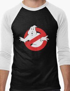 Ain't Afraid of No Ghost Men's Baseball ¾ T-Shirt