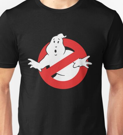 Ain't Afraid of No Ghost Unisex T-Shirt