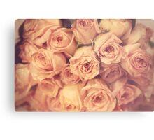 Bridesmaid's Bouquet Metal Print