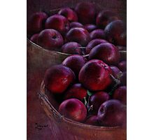 """""""An Apple A Day"""" Photographic Print"""