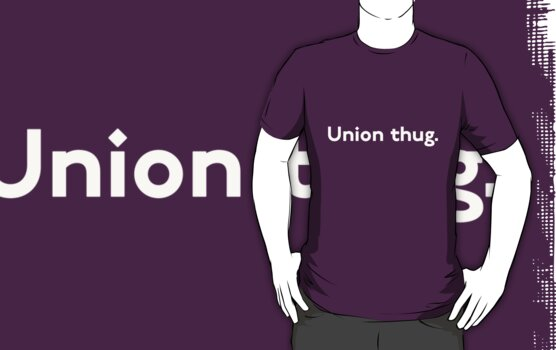 Union Thug by James Raynes