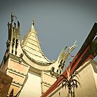 Chinese Theatre - Los Angeles by Lisa Taliana