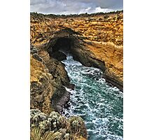 The Thunder Cave Photographic Print