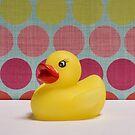 Ta Da a Rubber Ducky. by Jay Reed