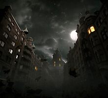 Arcane Nights by Tobias Roetsch
