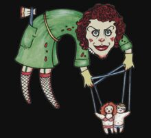 Frank N Furter Tee by Anita Inverarity