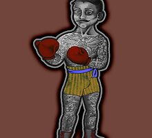 Vintage Boxer by Tiffany Garvey