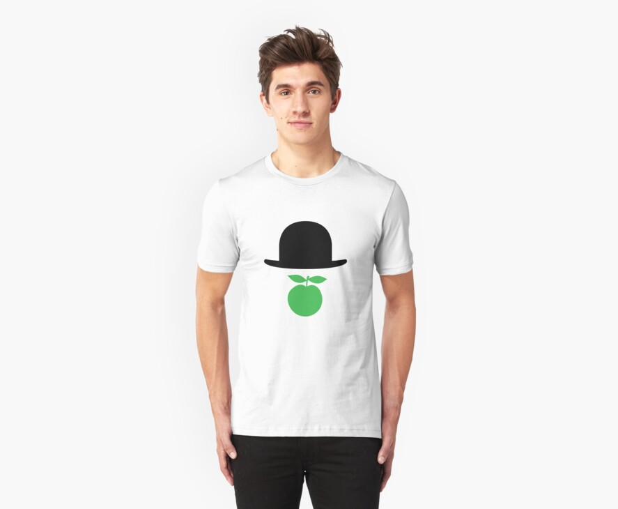 Rene Magritte (one) by Calum Lamb