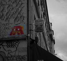 Space Invader by RecklessTimes