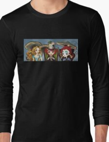 Tea Party Long Sleeve T-Shirt