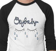 Crybaby Men's Baseball ¾ T-Shirt