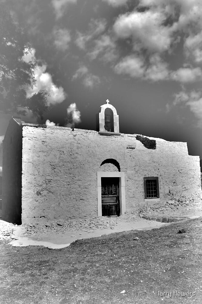 Little Creten  Church by larry flewers