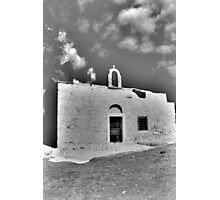 Little Creten  Church Photographic Print