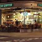 Starbucks Kensington by Eric Flamant