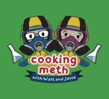 Cooking with Walt and Jesse
