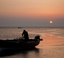 Fisherman's Dawn 3 by brianallanson