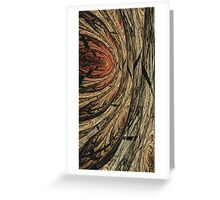 Natural Design Greeting Card