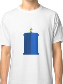 The Lion, The Witch and The TARDIS Classic T-Shirt