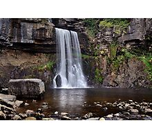 Thornton Force waterfall - The Yorkshire Dales Photographic Print