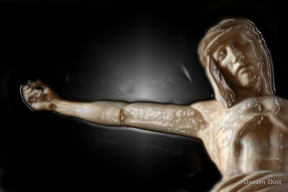 Plastic Idol Worship by Damien  Dust