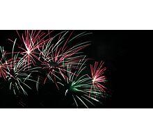 Fireworks #3 Photographic Print