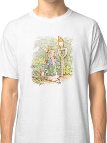 Peter Rabbit Steals Carrots Classic T-Shirt