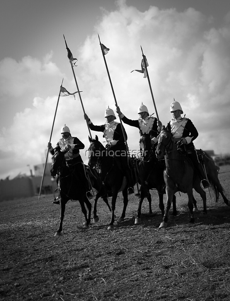 Victorian Army - Charging by Bokeh  Photography
