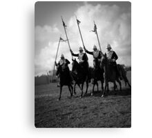 Victorian Army - Charging Canvas Print