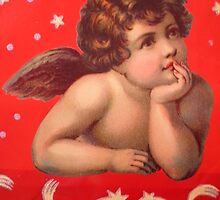 Merry Christmas Angel by ©The Creative  Minds