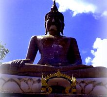 BIG BUDDHA by Charmiene Maxwell-Batten