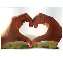 heart -love Poster