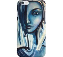 The Thoughts She Keeps Hidden iPhone Case/Skin