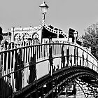 The Ha'penny Bridge, Dublin by Andrew Jones