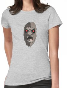 Fear Liath Womens Fitted T-Shirt