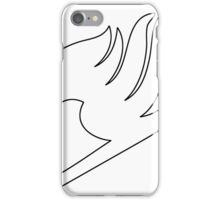 FAIRY TAIL GUILD MARK/LOGO fairy tail guild mark logo show it off peeps iPhone Case/Skin